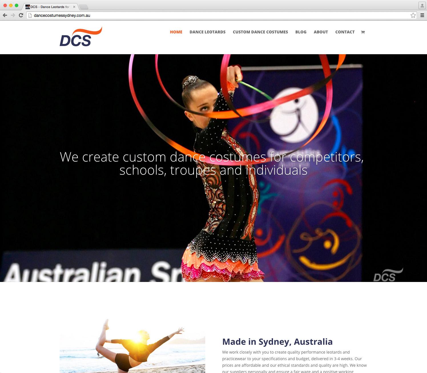 Dance Costumes Sydney
